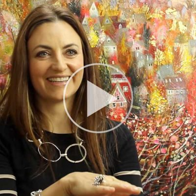 Blythe Scott: Mixed Media Artist